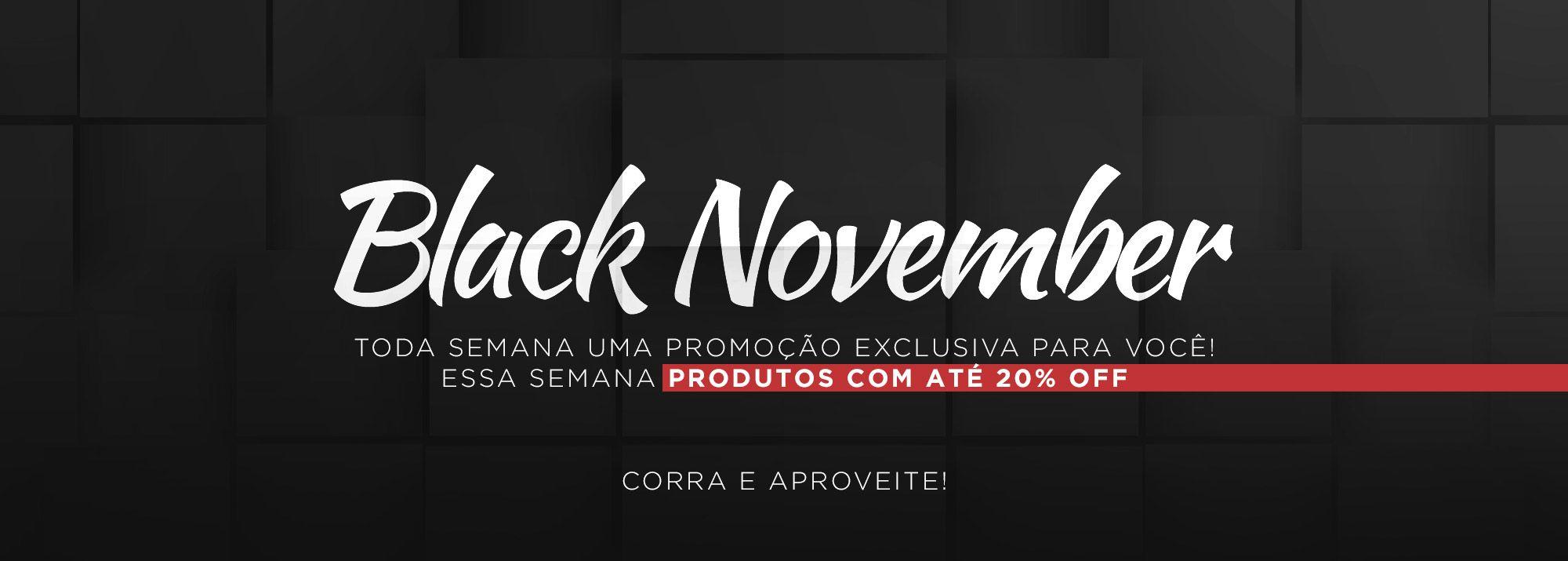 Banner Black