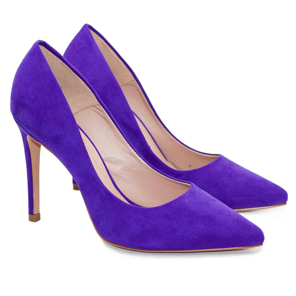 1f3c8e40c4 Sapatos Saltare Anita Roxo - Calçados Femininos Saltare