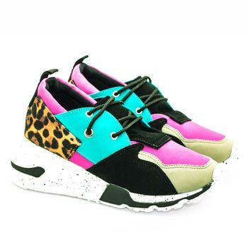 720fc89aa3 Colorido em Sapatos Femininos – Calçados Femininos Saltare