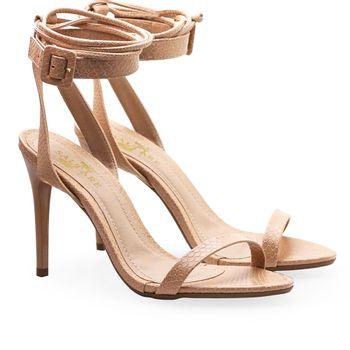 9718d0543 Nude em Sapatos Femininos - Lançamentos – Calçados Femininos Saltare