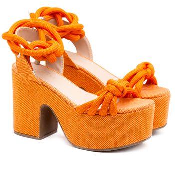 sandalia-plataforma-fany-laranja
