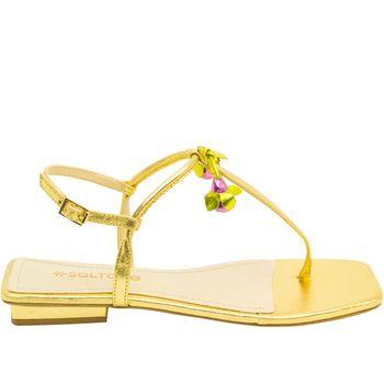 Rasteiras-Saltare-Flowers-Flat-Dourado-35_2