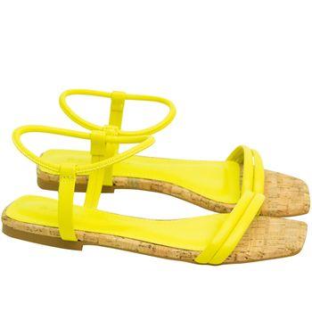 Rasteiras-Saltare-Nivea-Flat-Amarelo-34_1