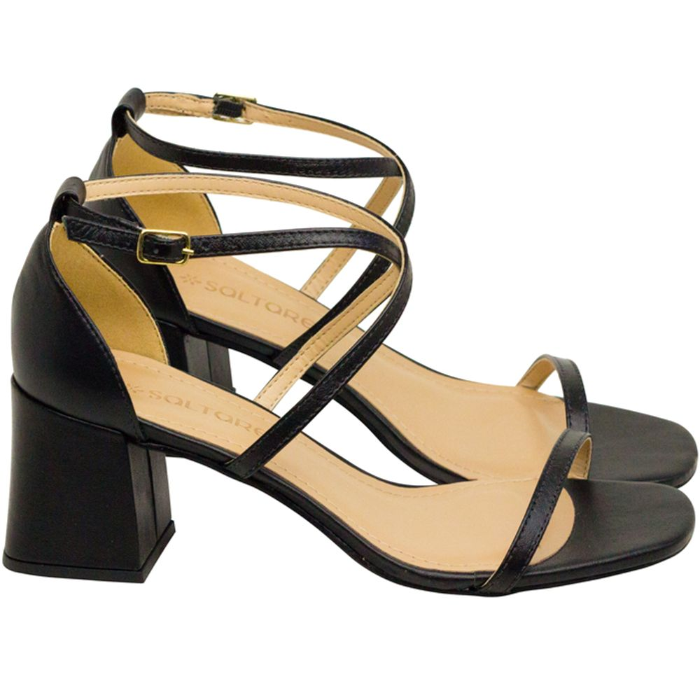 Sandalias Saltare Maju Su Ocre - Calçados Femininos Saltare