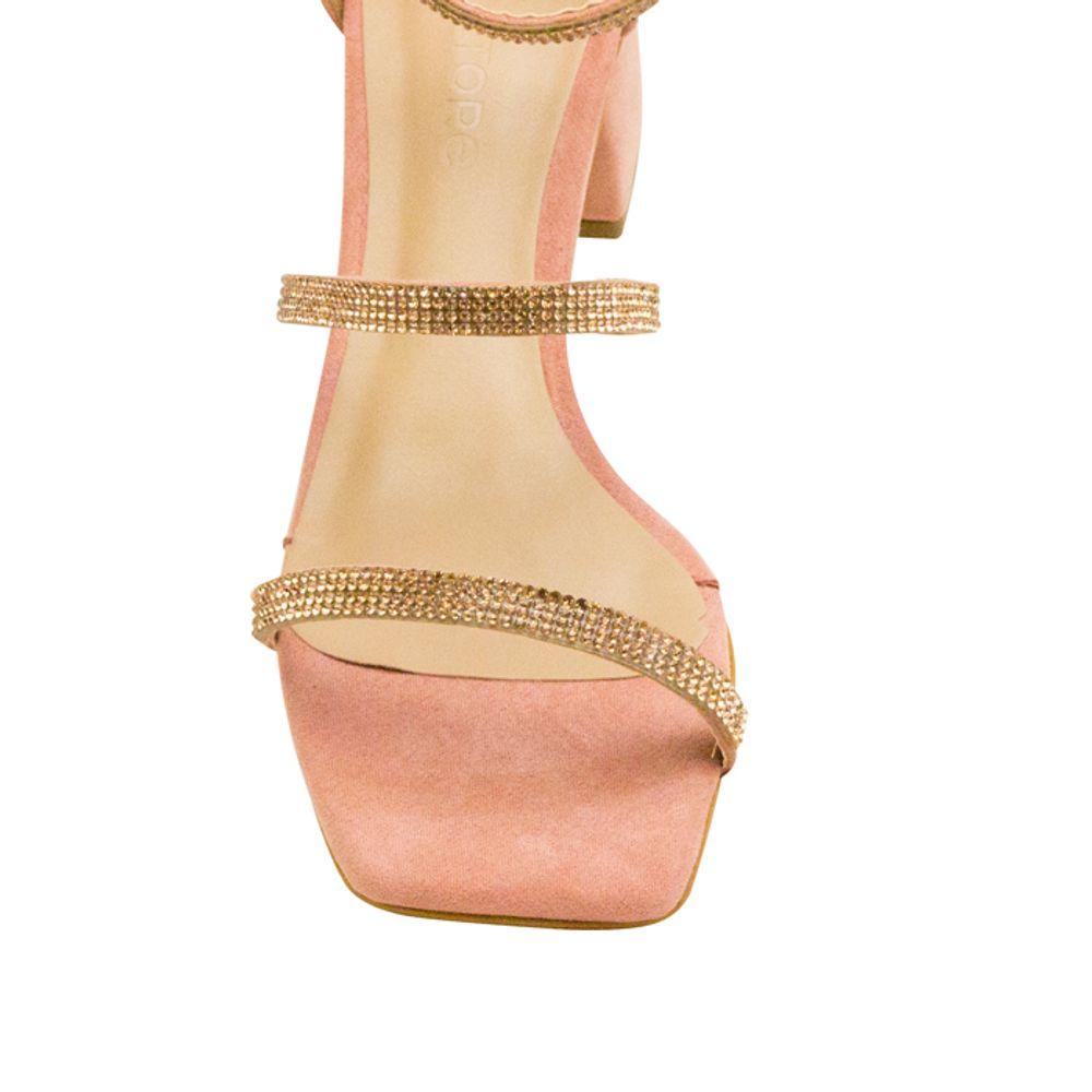 Sandalias Saltare Elen Verde Musgo - Calçados Femininos